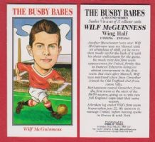 Manchester United Wilf McGuinness